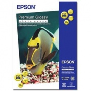 Специальная бумага EPSON C13S041875BH 130mmx180mm Premium Glossy Photo Paper 50л